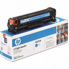 Зареждане на HP CC531A
