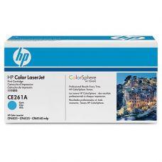 Зареждане на HP CE261A