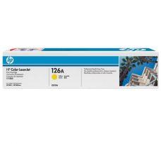 Зареждане на HP CE312A