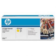 Зареждане на HP CE742A