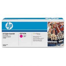 Зареждане на HP CE743A