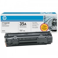 Зареждане на HP CB435A